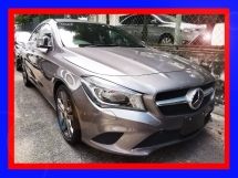 2015 MERCEDES-BENZ CLA 180 SPECIAL EDITION JAPAN SPEC - UNREGISTERED - VIEW TODAY