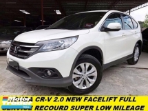 2016 HONDA CR-V CR-V NEW FACELIFT MODEL ONE THECHER OWNER FULL SERVICE RECOURD SUPER LOW MILEAGE LIKE NEW