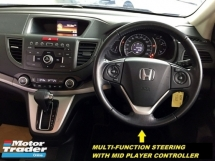 2016 HONDA CR-V CR-V 2.0(A) 4WD NEW FACELIFT F.RECORD SERVICE LOW MILEAGE LIKE NEW BY SHOWROOM UNIT