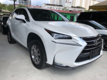 2015 LEXUS NX NX200T i Package
