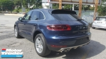 2015 PORSCHE MACAN S 3.0 Twin Turbo SUV Unreg