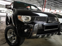 2014 MITSUBISHI TRITON 2.5 AT  VGT FACELIFT (A)4X4KING