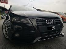 2012 AUDI A4 2.0 S-LINE QUATTRO FACELIFT (A)100% CARKING