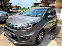 2015 PROTON IRIZ 1.6 Premium PUSH-START FULL Spec(AUTO)2015 Only 1 LADY Owner, 59K Mileage, TIPTOP, ACCIDENT-Free, 2 YEAR WARRANTY, DVD, LEATHER Seat