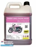 RABBIT BIKE ENGINE WASH Half-cut
