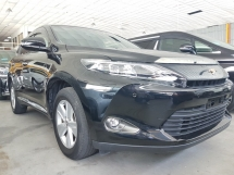 2014 TOYOTA HARRIER ELEGANCE 2.0L (UNREG) FULL LEATHER MEMORY SEAT PROOF