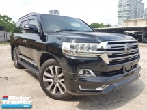 2016 TOYOTA LAND CRUISER ZX 4.6L (UNREG) FULL SPEC