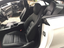 2010 MERCEDES-BENZ E-CLASS E250 AMG COUPE FULLSPEC, Reg 2011 FREE WARRANTY