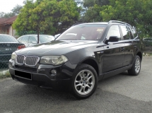 2007 BMW X3  2.5 Si E83 M-Sport Facelift TipTOP LikeNEW