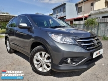 2013 HONDA CR-V 2.0 (A) I VTEC SUV 1 CAREFUL OWNER GOOD CONDITION PROMOTION PRICE ( CNY SALE )