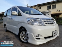 2004 TOYOTA ALPHARD REG 05 3.0 (A) V6 MZG MPV 7 SEATER FULL SPEC GOOD CONDITION PROMOTION PRICE ( CNY SALE )
