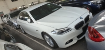 2016 BMW 5 SERIES 520I M SPORT JAPAN SPEC ACTUAL YEAR MAKE SST INCLUDE