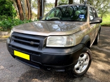 2002 LAND ROVER FREELANDER 2.0 TD4 (A) DIESEL SUNROOF