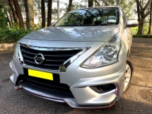 2017 NISSAN ALMERA (NISMO) NEW FACELIFT (A) LED SALE