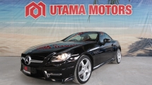 2014 MERCEDES-BENZ SLK SLK200 AMG CONVERTIBLE PANORAMIC ROOF RED NAPPA LEATHER SEATS CNY PROMOTION