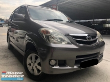 2008 TOYOTA AVANZA 1.3 AT NEW FACELIFT 1 VVIP OWNER