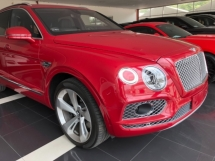 2016 BENTLEY BENTAYGA Bentayga 6.0