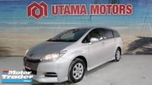 2013 TOYOTA WISH 1.8 A KEY START FABRIC SEATS MID YEAR SALE