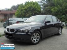 2005 BMW 5 SERIES 523i 2.5 E60 Magnesium TipTOP Condition SUPERB LikeNEW