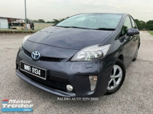 2013 TOYOTA PRIUS  1.8 (A) LUXURY FACELIFT FULL
