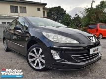 2013 PEUGEOT 408 1.6 (A) SEDAN 1 CAREFUL OWNER GOOD CONDITION
