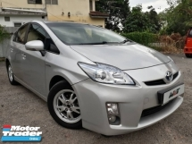 2011 TOYOTA PRIUS 1.8 (A) 1 CAREFUL OWNER GOOD CONDITION PROMOTION PRICE