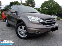 2011 HONDA CR-V 2.0 (A) I VTEC 1 CAREFUL OWNER GOOD CONDITION PROMOTION PRICE