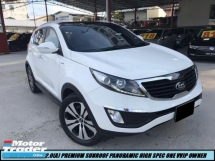 2014 KIA SPORTAGE 2.0 DOHC HIGH SPEC NEW VERSION FACELIFT KEYLESS SUNROOF PANORAMIC LOW MILEAGE TIPTOP CONDITION LIKE SHOWROOM NEW CAR