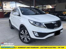 2014 KIA SPORTAGE 2.0 DOHC SUNROOF KEYLESS LEATHER SEAT PUST START