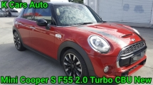 2015 MINI 5 DOOR COOPER S F55 2.0 TURBO ( ACTUAL YEAR ) CBU NEW FULL SERVICE AND WARRANTY BY AUTO BAVARIA UNTIL 2020 TOTALLY KEEP LIKE NEW CAR CONDITION
