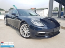 2017 PORSCHE PANAMERA 2017 Porsche Panamera 2.9 4S UK Full Spec Unregister for sale