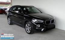 2018 BMW X1 S-Drive20i 2.0 F48 CKD GPS Manufactured Warranty