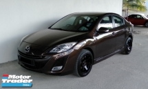 2013 MAZDA 3 2.0 DOHC VVT Sport Limited Premium Spec