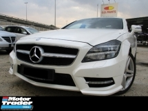 2011 MERCEDES-BENZ CLS-CLASS CLS350 AMG SPORTS PACKAGE