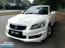 2009 HONDA ACCORD 2.4 (A) I-VTEC FULL SPEC BKITS