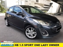 2012 MAZDA 2 1.5 HATCH BACK HIG SPEC ORIGINAL PAINT HOUSE WIFE OWNER NORMALLY USED TIP TOP CONDITION