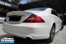 2006 MERCEDES-BENZ CLS-CLASS Mercedes Benz CLS350 3.5 AMG HiSPEC S/ROOF P/START