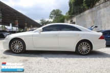 2006 MERCEDES-BENZ CLS-CLASS Mercedes Benz CLS350 3.5 AMG HiSPEC S/ROOF P/START YR 2006