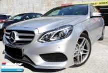2015 MERCEDES-BENZ E-CLASS Mercedes Benz E300 2.2 HYBRID AMG U/WARRANTY YR15