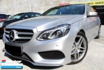 2015 MERCEDES-BENZ E-CLASS Mercedes Benz E300 2.2 HYBRID AMG U/WARRANTY YR15