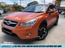 2016 SUBARU XV XV Premium Full Spec Low Mileage One Owner