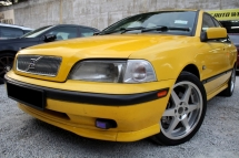 2000 VOLVO S40 Volvo S40 2.0 (A) TURBO FULL LEATHER SMOOTH ENGINE