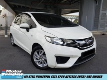 2016 HONDA JAZZ 1.5 I-VTEC HIGH SPEC I-VTEC HIGH SPEC MALAY OWNER TIPTOP MPVs LIKE NEW CAR SHOWROOM