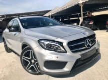 2016 MERCEDES-BENZ GLA 2.0 4MATIC (A) 38km FULL SVC RECORD UNDER WARRANTY HSS