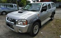 2010 NISSAN FRONTIER 2.5L (M) Diesel Turbo
