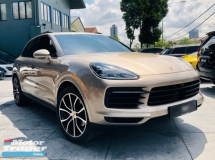 2019 PORSCHE CAYENNE V6 3.0 TURBOCHARGED FROM PORSCHE MALAYSIA