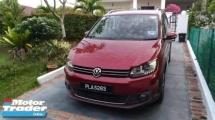 2012 VOLKSWAGEN CROSS TOURAN High Spec
