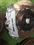 Mercedes c63 W204 amg disc brake with calipers original  Int. Accessories