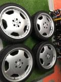 Mercedes 18 inch sports rim original  Rims & Tires