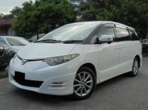 2006 TOYOTA ESTIMA  2.4 AERAS ACR50 2Powerdoor Facelift LikeNEW Reg.2011